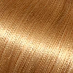 Východoevropské vlasy k prodloužení vlasů, medová blond, 45-50cm VEHEN s.r.o.