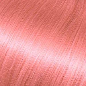 Barevné pramínky pro prodloužení vlasů, světle růžová, 50-60cm VEHEN s.r.o.