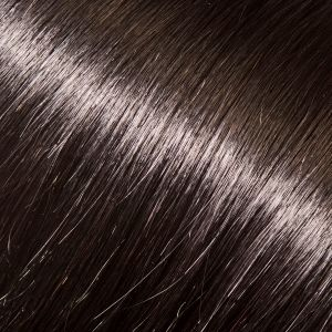 Evropské vlasy k prodloužení, tmavě hnědá, 25-30cm VEHEN s.r.o.