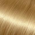 Evropské vlasy k prodlužování, plavá blond, 25-30cm