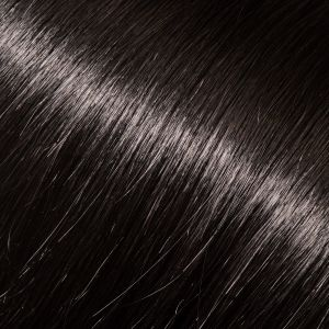 Evropské vlasy k prodlužování vlasů, černá, 55-60cm VEHEN s.r.o.