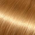 Evropske vlasy k prodloužení, medová blond, 65-70cm