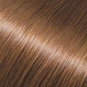 Evropské vlasy k prodlužování vlasů, světle hnědá, 45-50cm VEHEN s.r.o.