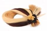 Kurz prodlužování vlasů metodou Keratin a Micro ring