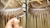 Kurz prodlužování vlasů metodou Micro ring