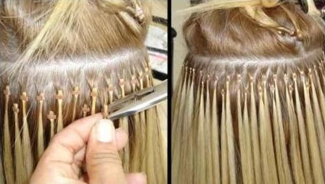 Kurz prodlužování vlasů metodou Micro ring VEHEN s.r.o.