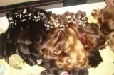 Fotogalerie vlasů určených pro prodlužování vlasů Vlasy k prodlužování 9