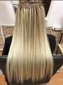 Východoevropské vlasy k prodlužování vlasů, světlá blond, 50-55cm VEHEN s.r.o.